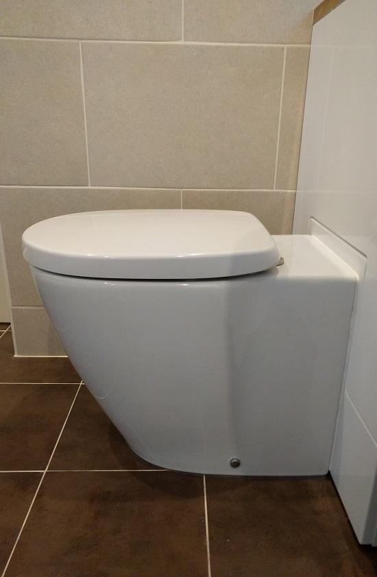 toilet install kidderminster