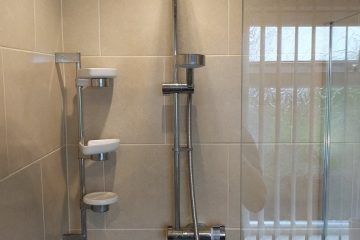 shower install kidderminster