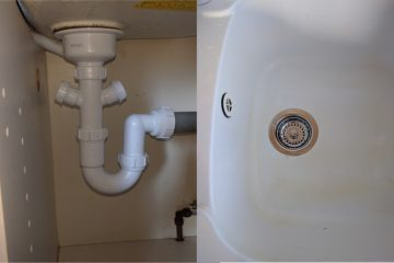 sink waste install kidderminster