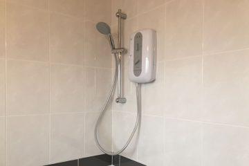 electric shower install kidderminster