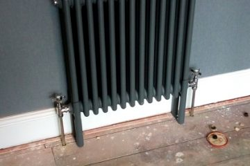 stylish column radiator